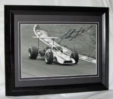 A250JS JOHN SURTEES SIGNED